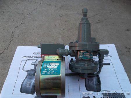 > axial flow valve天然气调压器/ afv-300调压器/afv-600减压阀 >图片