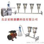 多聯不�袗�溶液過濾器/單聯不�袗�全自動溶液過濾器/懸浮物抽濾裝置