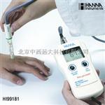 北京中西  H5HI99181型便攜式pH溫度測定儀