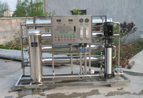 过滤器纯净水设备反渗透纯水机高纯水制取设备桶装水