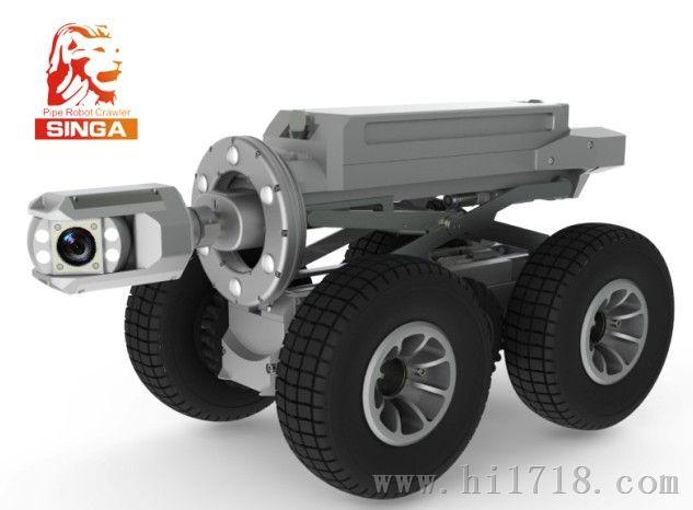 管道 机器人 防水 防爆设计