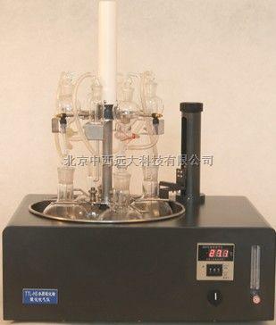 厂家直销TH46-HS型水质硫化物酸化吹气仪