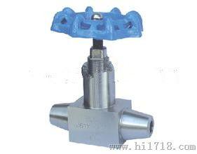 合金钢对焊式截止阀