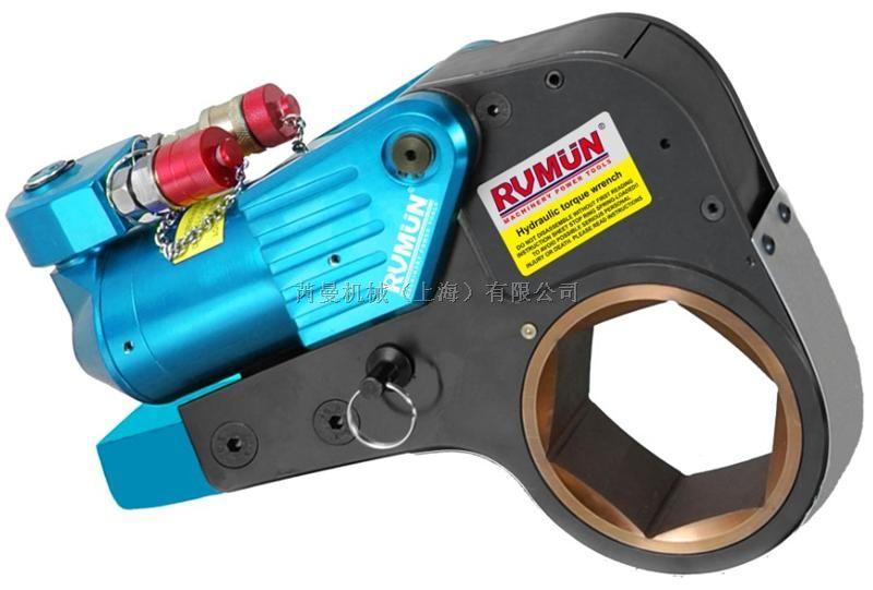 中空式液压扭矩扳手,rhw中空液压扳手图片