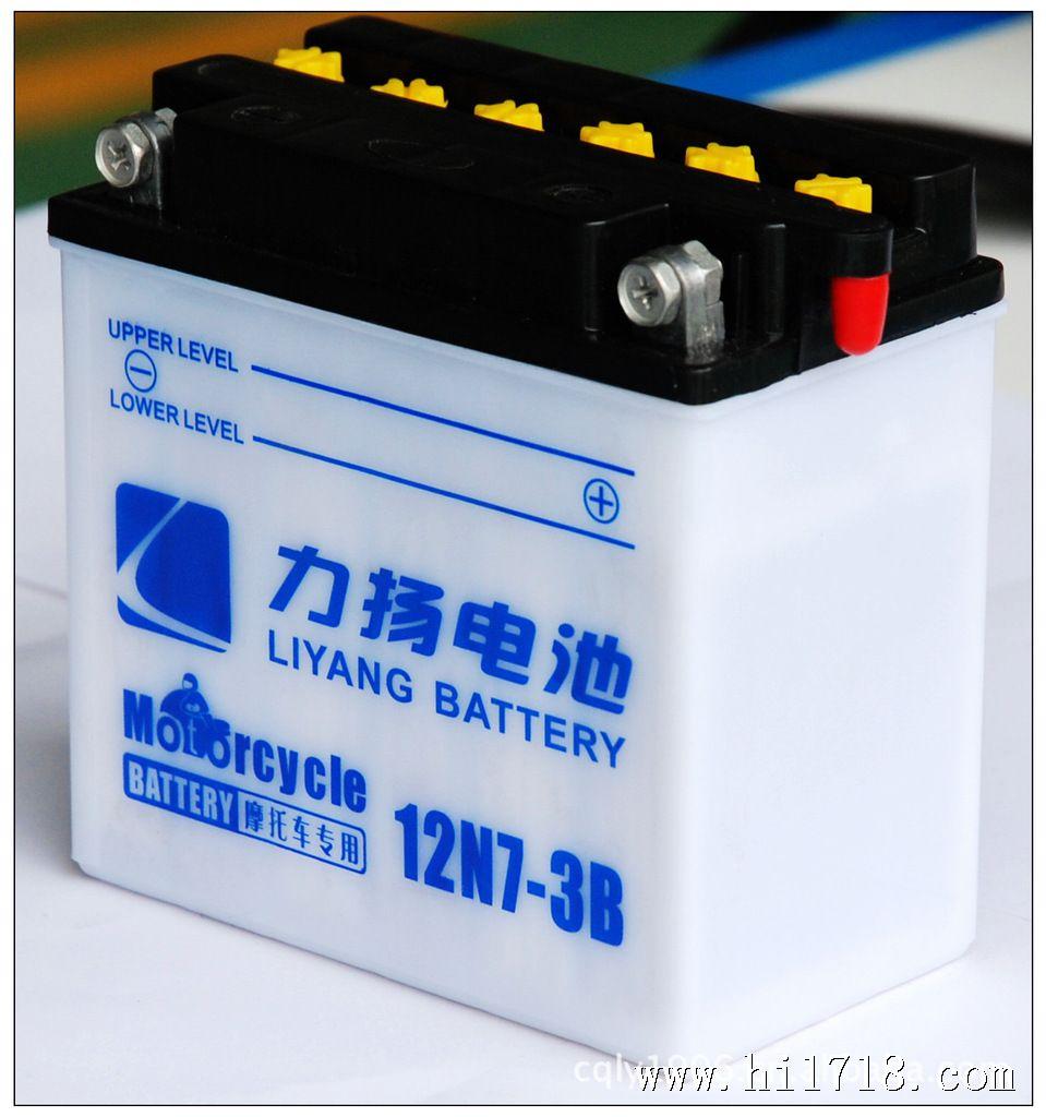 摩托车 铃木/铃木太子125专用开口式12V摩托车干荷蓄电池