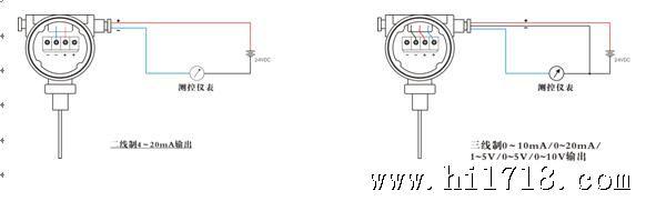 两个电容接线图解