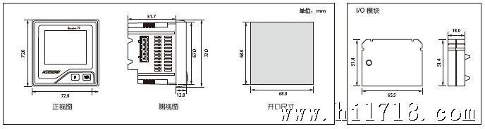 240系列直流电流仪表    产品特色  ■测量