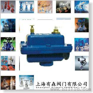 0mpa铸铁 卧式自动排气阀,zp1型,广泛应用于热水采暖系统,冷水空调和图片