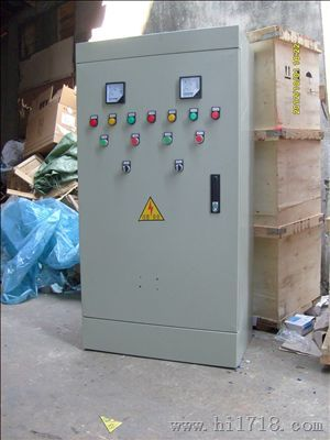 > 厂家直销软启动控制柜,30kw水泵软起动 > 高清图片