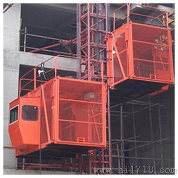 物料提升机图片_双吊笼物料提升机型号、图片-衡顺报价