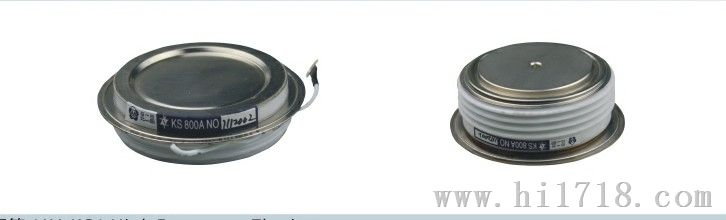 KS高頻晶閘管(平板式)