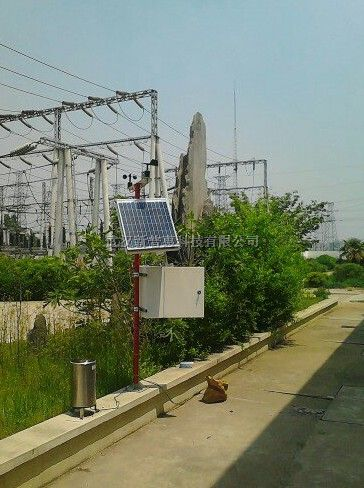 PH 高精度便携式自动气象站
