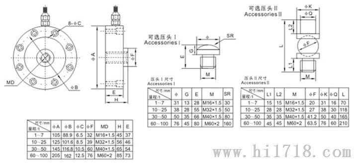 轮辐式称重传感器|中国washt【华胜得】