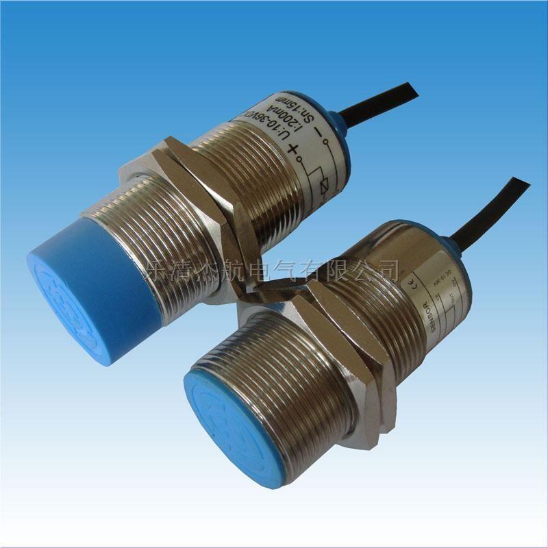 电感式角位移传感器_接近开关、JHLR30CF1500ATO、接近传感器、电感式接近开关