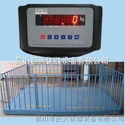 2T专门称马电子秤,郑州2吨可配大屏幕显示器动物秤多少钱?
