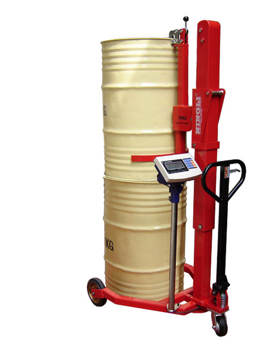 300千克抱式油桶秤,300kg勾式油桶秤