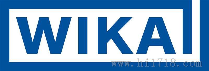 wika压力表 德国wika授权代理