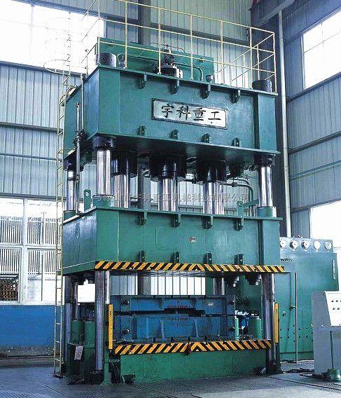 唐山四柱液压机厂家 唐山优质单柱液压机 大型四柱成型机