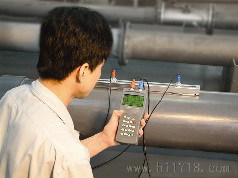 手持式/TDS/100H手持式超声波流量计,液体测量巡检手持式流量计