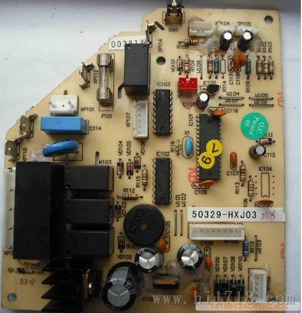 挂式格力空调板3901pcb线路板