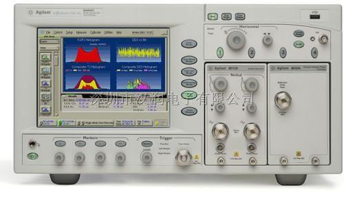 供应主机86100A+86105C价格,现货20G光示波器