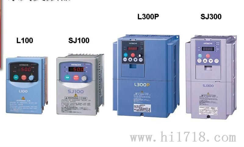 sj200无速度传感器矢量控制变频驱动器