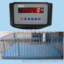 丽水500公斤猪笼地磅,500kg专门称动物电子秤什么价位?
