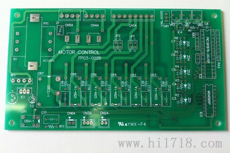 描述:印刷电路板