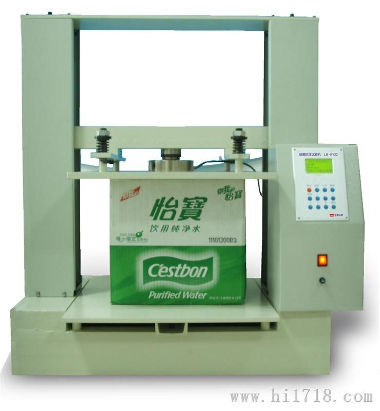 高精度纸箱抗压试验机,纸箱抗压试验机厂家优惠供应