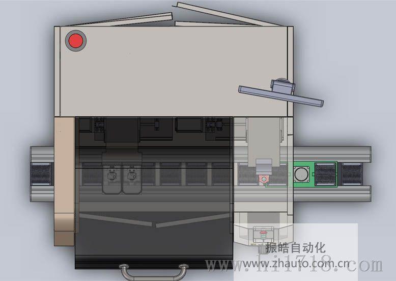 红外截止滤光片表面缺陷自动检测设备