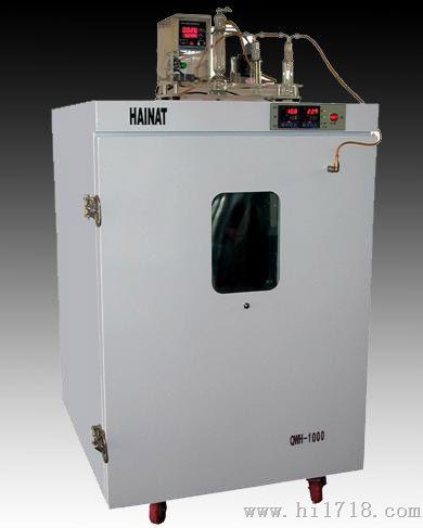 QWH-1000型1立方米甲醛环境测试舱
