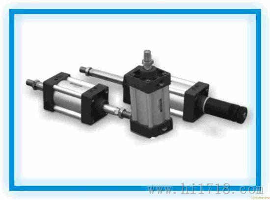 气缸分类: 直线运动往复运动的气缸,摆动运动的摆动气缸,气爪等.图片