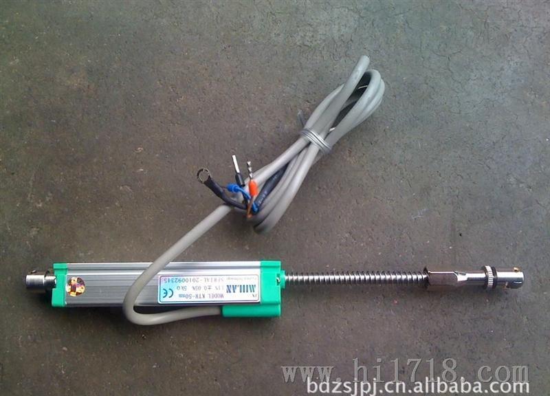 供应自动恢复型注塑机微型电子尺 KTR 50mm图片 高清图 细节图 东莞图片