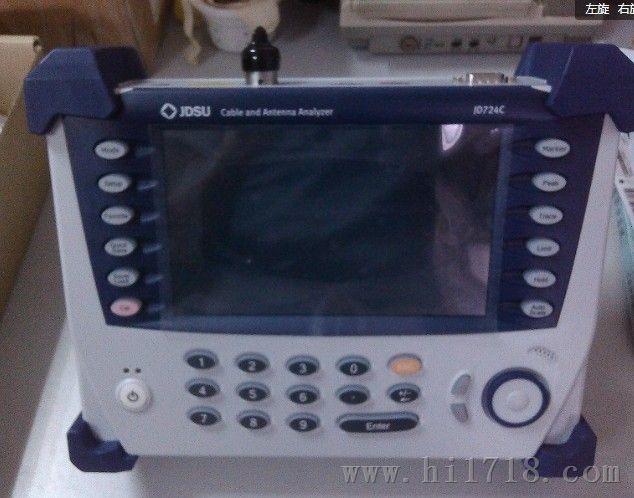 jdsu jd724c便携式天馈线测试仪 驻波比测试仪 天馈线