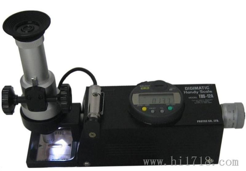 日本PROTEC线径线宽测量仪TDS-12A-广州市