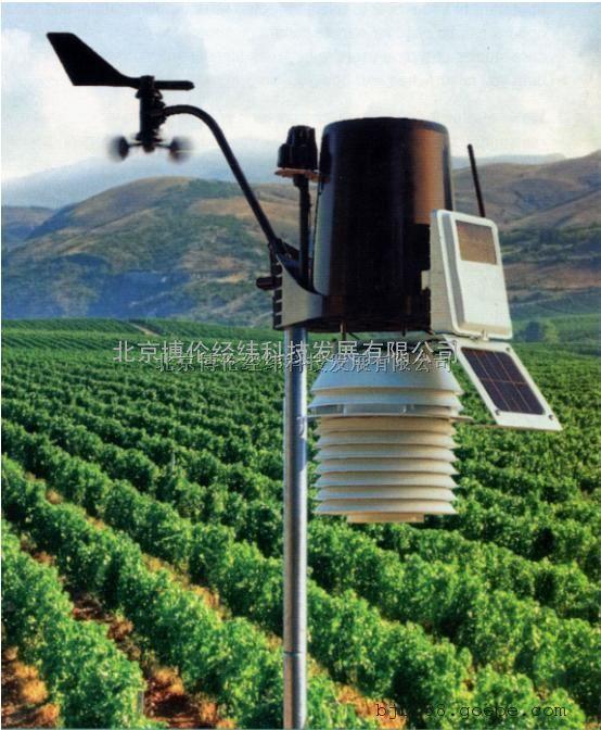 美國Davis有線農業電子氣象站6152C