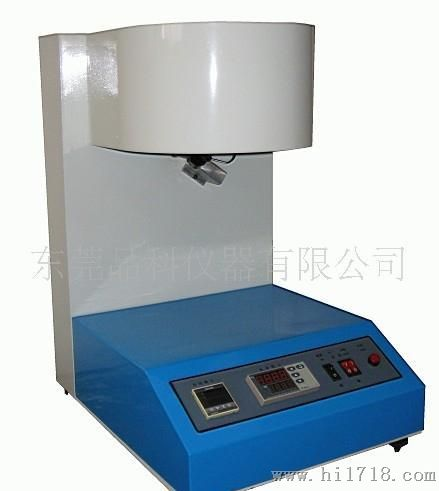 熔融指数 熔体流动速率仪 塑料测试仪