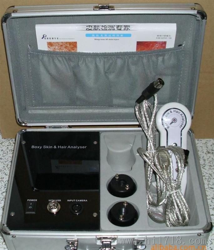 皮肤检测仪(配皮测大师,德国sk软件)皮肤头发检测分析