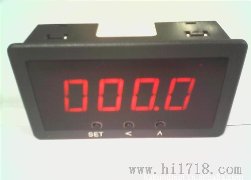 数显表头,上下限报警输出电阻表
