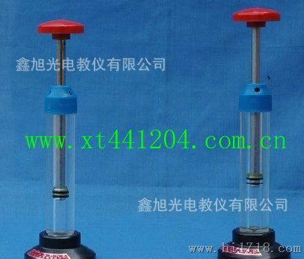空气压缩引火仪,引火仪,教学仪器打火仪,压缩仪,压缩引火仪图片