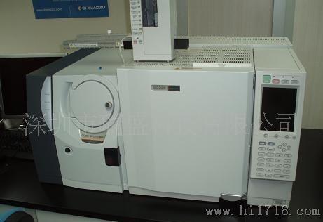 供应日本岛津有机成份分析仪gcms-qp2010