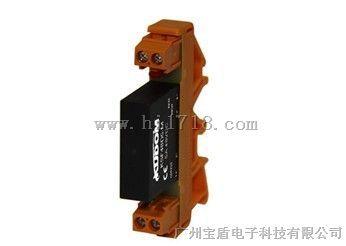 KSYE系列单路DIN导轨式直流固态继电器