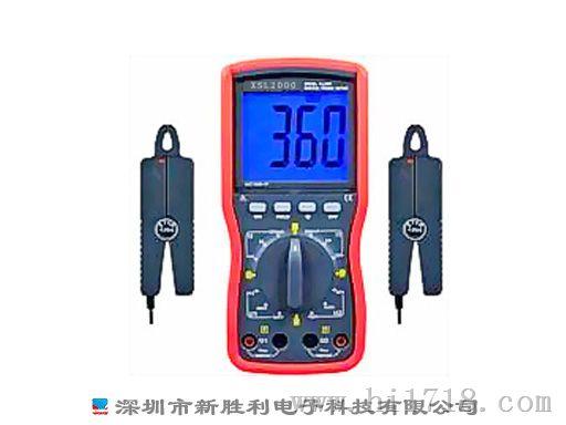 钳表怎么测电压图解