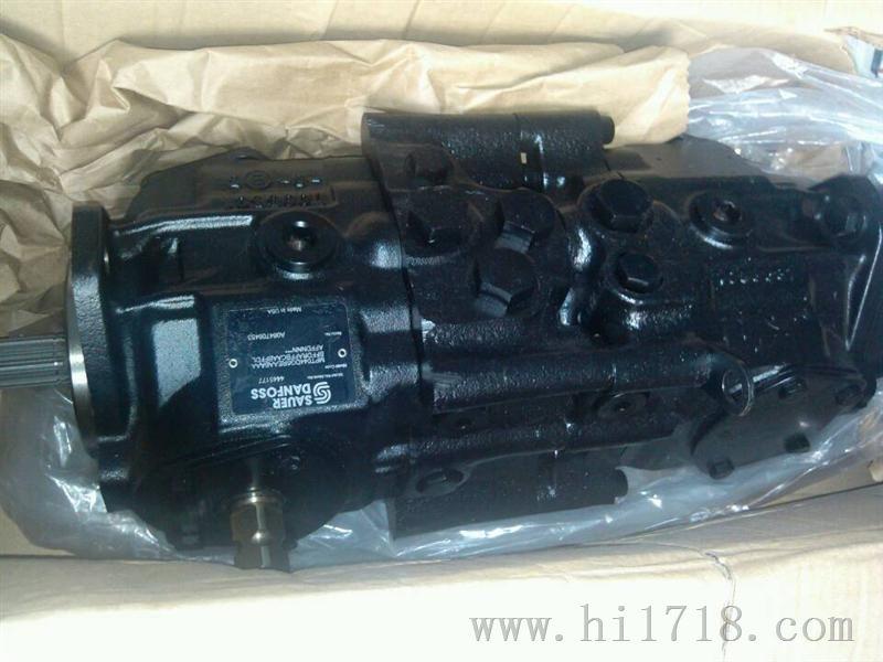 美国sauer萨澳液压泵-danfoss萨澳变量柱塞泵-萨澳泵图片