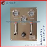 成丰仪表独家设计先进吹扫装置,自力式压力调节器,恒流器吹扫装置