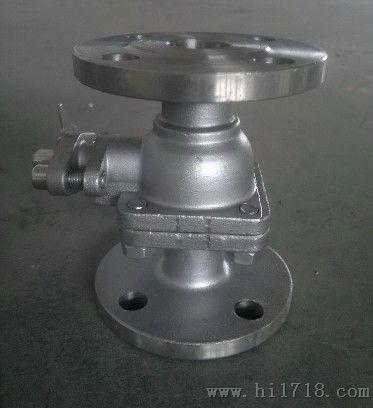 q41f-25c/16c/10c铸钢法兰球阀图片