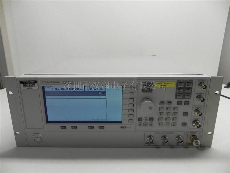 重磅推出二手E8257D_20G/40G信号发生器
