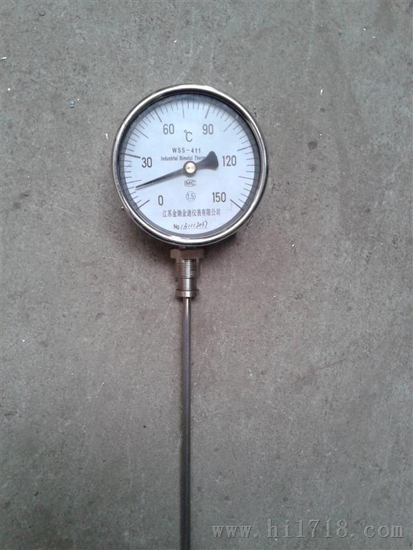 普通型双金属温度计
