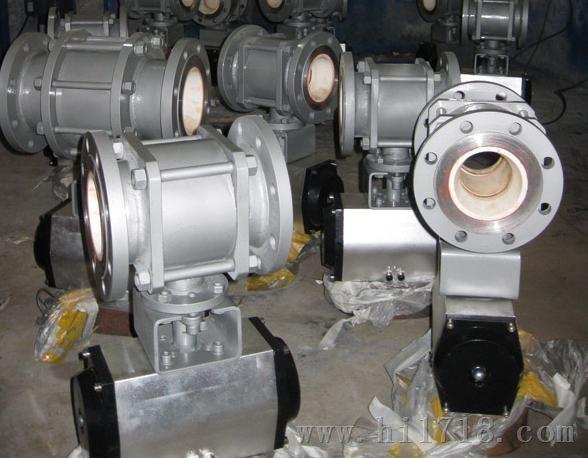 q41tc-16c/p/r耐磨陶瓷球阀图片