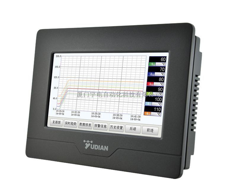 AI-3700触摸式温度控制器/多路温控器